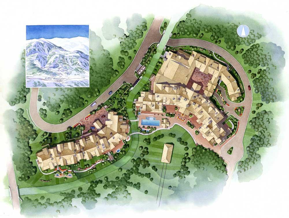 Site Plan Renderings - Genesis Studios, Inc.