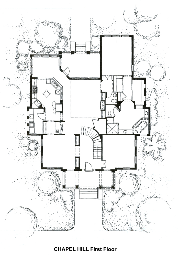 Floor Plans / Elevations - Genesis Studios, Inc.