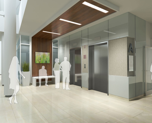 Digital Interior Architectural Renderings