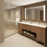 616178- Digital Photorealistic Architectural Rendering of Single Family Home Bathroom for Kimberly Timmons