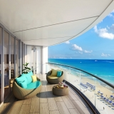 3D Architectural Renderings of Max Daytona Balcony for WJ Weeks Architecture