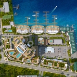 717025- Digital Photorealistic Architectural Renderings of Vanderbilt Beach from an Aerial View for Stock Development