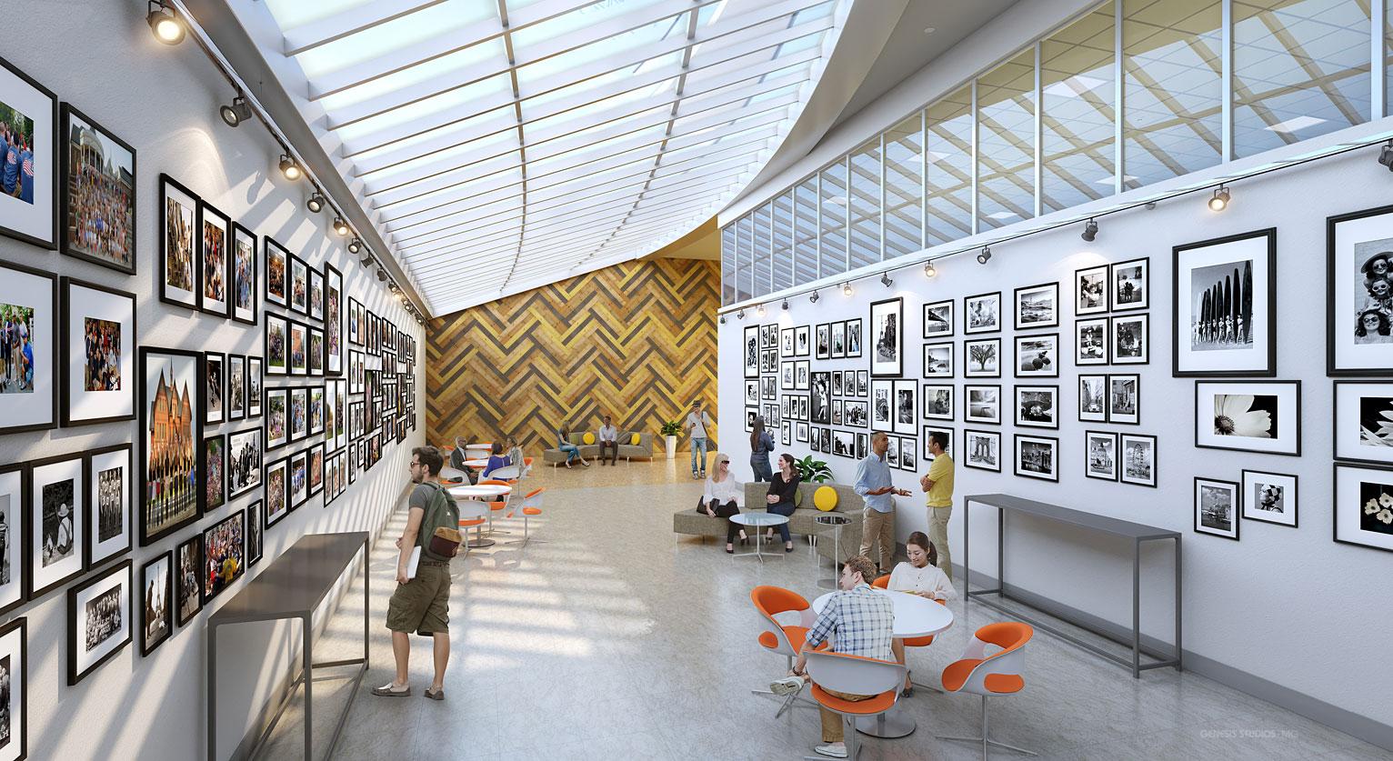 Architectural Renderings - Interior Digital Photorealistic