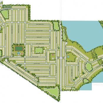 717181 Site Plan of Laviance for Verlander