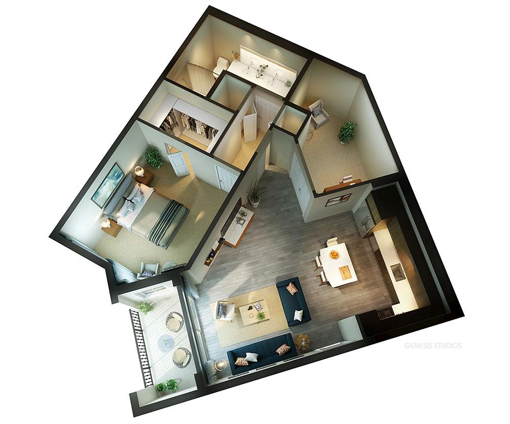 Floor Plans Genesis Studios