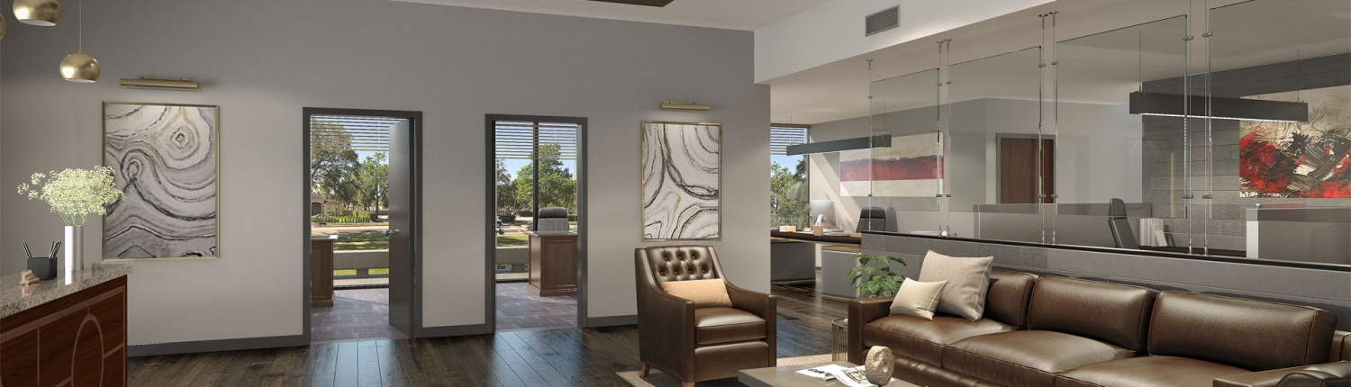 Virtual Staging for Office