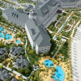 Architectural Scale Model of RAK Properties Beachfront for Stantec