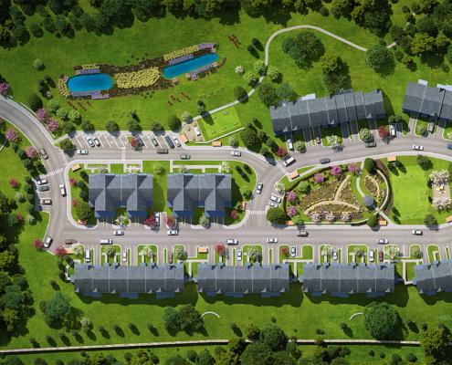 Kearney Group Site Plan