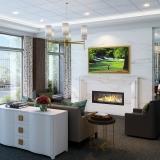 Oak Brook Living Room