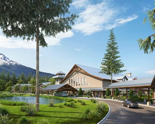 Park Junction Resort Featured Exterior