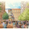 018 - Architectural Renderings in Watercolor - Cooper Carry