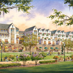 025 - Watercolor Architectural Renderings - ACI Architects
