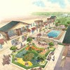 028 - Watercolor Renderings - HKS Architects