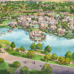 050 - Architectural Renderings in Watercolor - Canin Associates