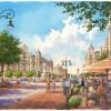 009 - Conceptual Watercolor Rendering - Veranda Park