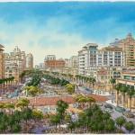 1 - Conceptual Rendering - Al Waseel