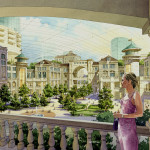 11 - Architectural Rendering - Conceputal - Destiny USA