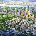 13 - Conceptual Architectural Rendering - Eric Kuhne Architects