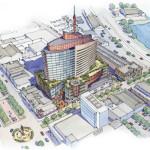 29 - Conceptual Architectural Rendering - L & H Design Int