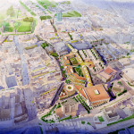 4 - Conceptual Architectural Rendering - Eric Kuhne Architects
