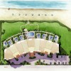 25 - Watercolor Site Plan Rendering - Engauge