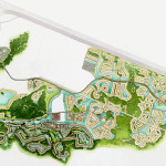 28 - Watercolor Site Plan Rendering - Gocovergence