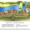 8 - Watercolor Site Plan Rendering - Marriott Vacation Club