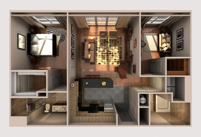 Stunning Digital Floor Plans Images Flooring amp Area Rugs