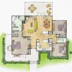 2 - Rendered Floor Plan - Centex Destinations Resorts