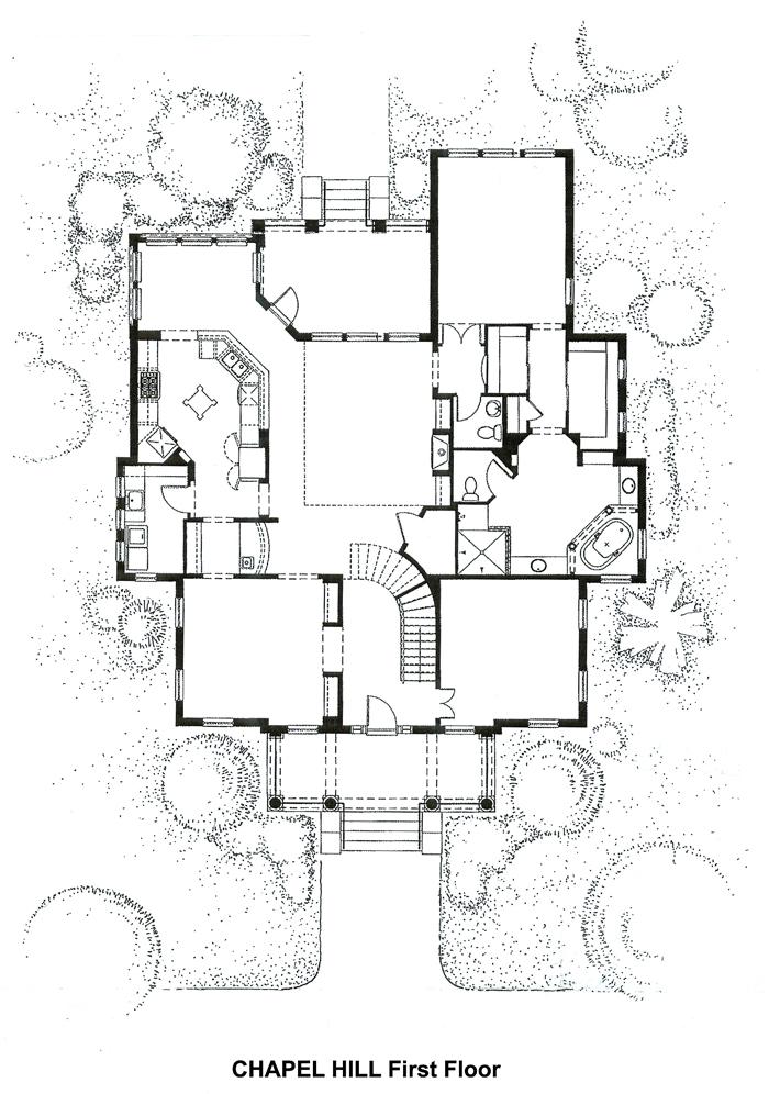 Floor plans elevations genesis studios inc for Floor plans and elevations