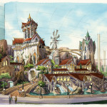 14-themed-architectural-rendering-watercolor-falcons-treehouse-2