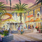 54-loose-watercolor-renderings-interior-courtyard
