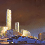 15 - Loose Mood Architectural Rendering - Eric Kuhne Architects