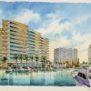 17 - Loose Watercolor Rendering - Forum Architects