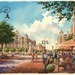 8 - Watercolor Architectural Renderings - Loose - Veranda Partners